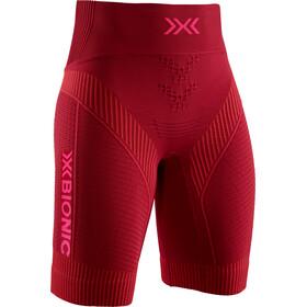 X-Bionic Effektor G2 Hardloop Shorts Dames, rood